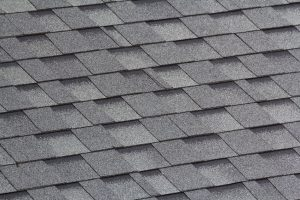 Grey Shingle Roof.
