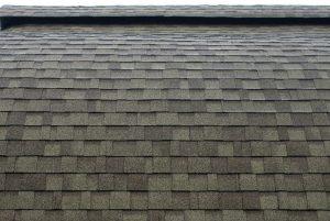 Grey Composite Roof